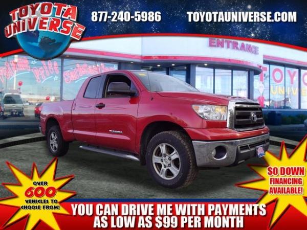 Toyota Tundra 2012 $14604.00 incacar.com