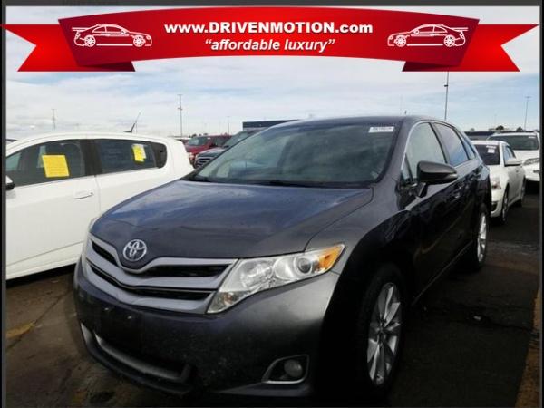 Toyota Venza 2014 $12495.00 incacar.com