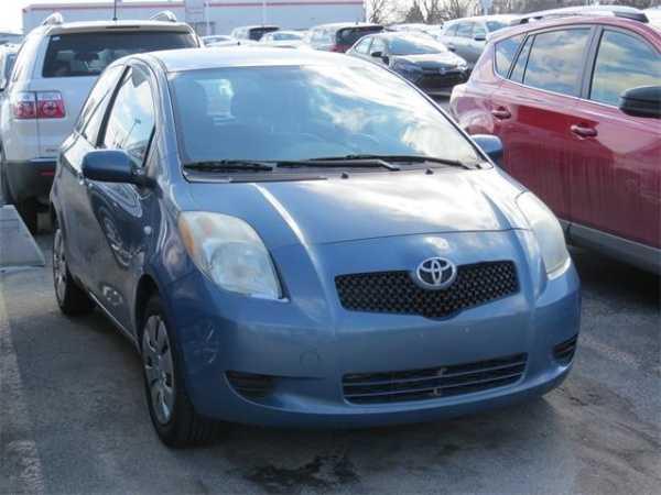 Toyota Yaris 2007 $1600.00 incacar.com