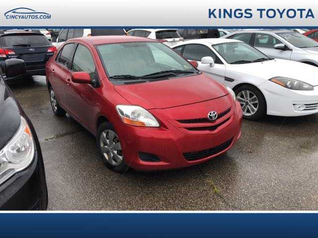 Toyota Yaris 2008 $3379.00 incacar.com