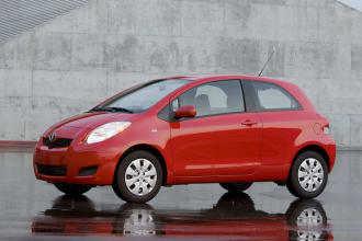 Toyota Yaris 2009 $3000.00 incacar.com