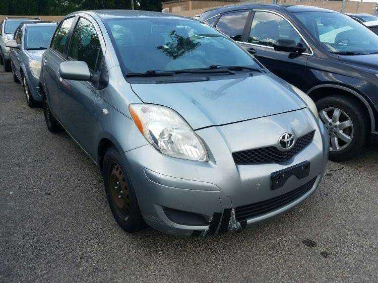 Toyota Yaris 2009 $1800.00 incacar.com