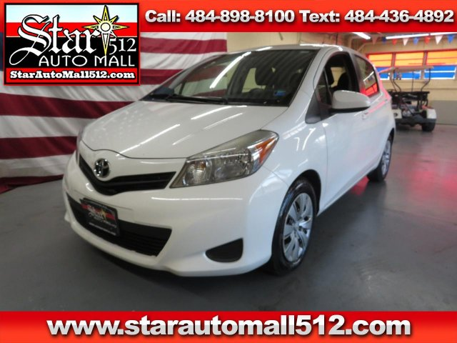 Toyota Yaris 2013 $5995.00 incacar.com