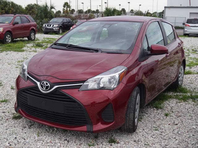 Toyota Yaris 2017 $8988.00 incacar.com