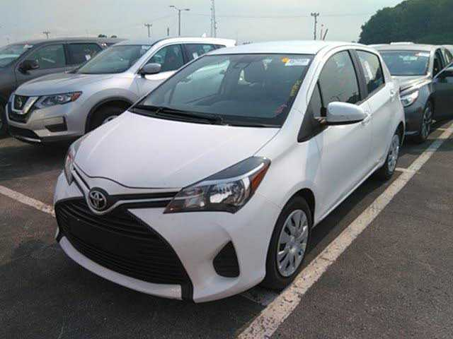 Toyota Yaris 2017 $9246.00 incacar.com