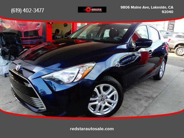Toyota Yaris 2018 $9995.00 incacar.com