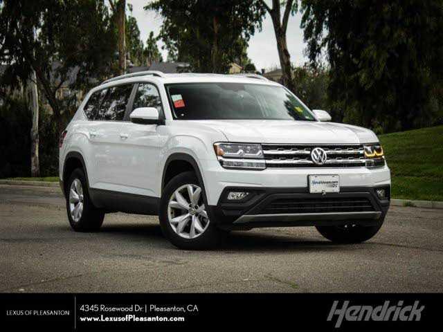 Volkswagen Atlas 2018 $28388.00 incacar.com