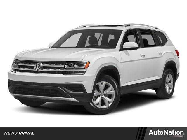 Volkswagen Atlas 2018 $32982.00 incacar.com