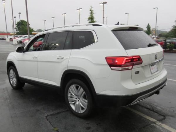 Volkswagen Atlas 2018 $48000.00 incacar.com