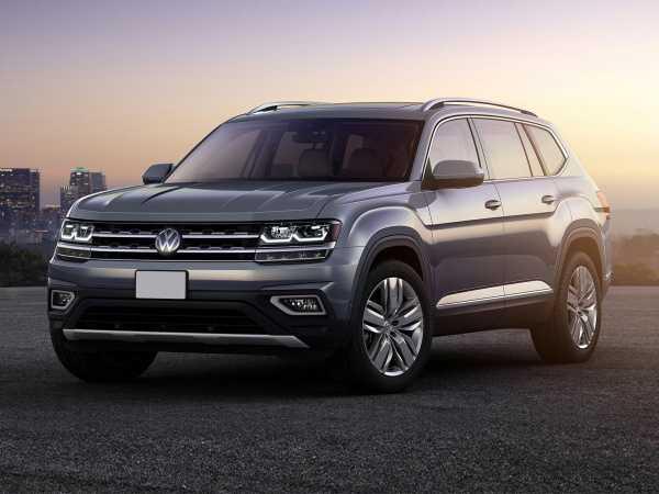 Volkswagen Atlas 2019 $39709.00 incacar.com