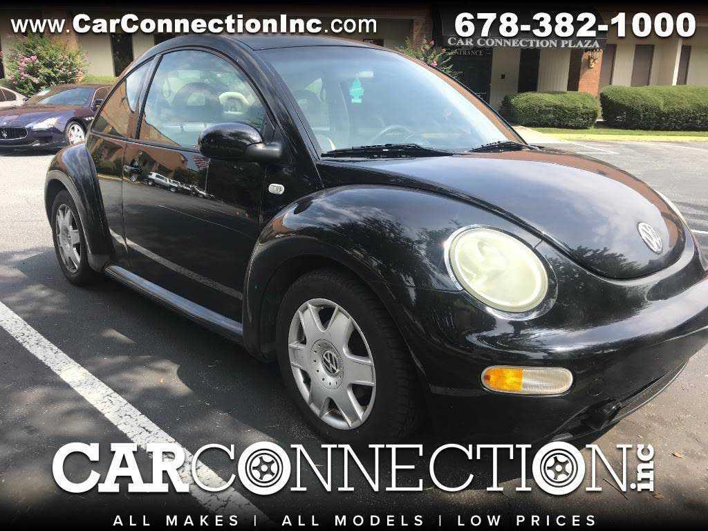 used Volkswagen Beetle 2001 vin: 3VWCS21CX1M417018