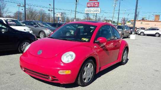 Volkswagen Beetle 2001 $3995.00 incacar.com