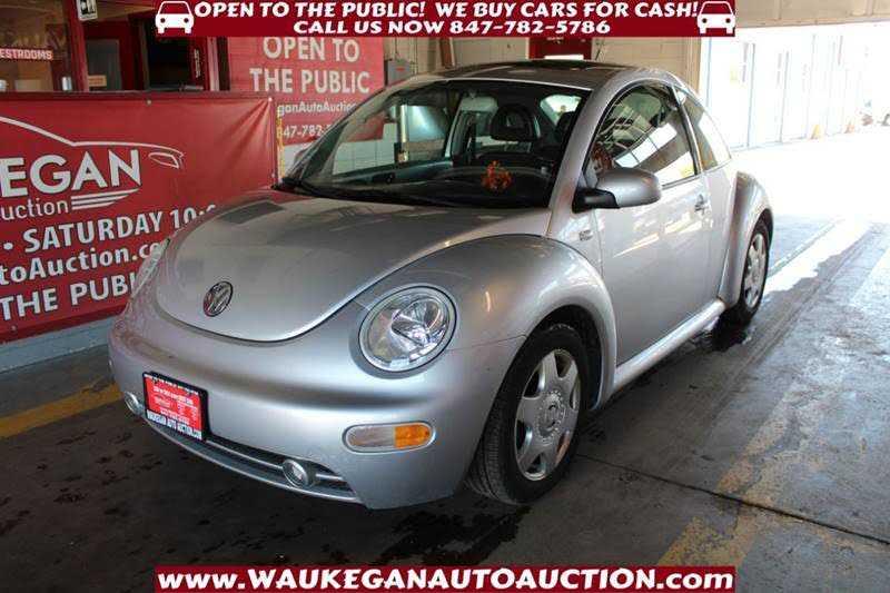 Volkswagen Beetle 2001 $1400.00 incacar.com