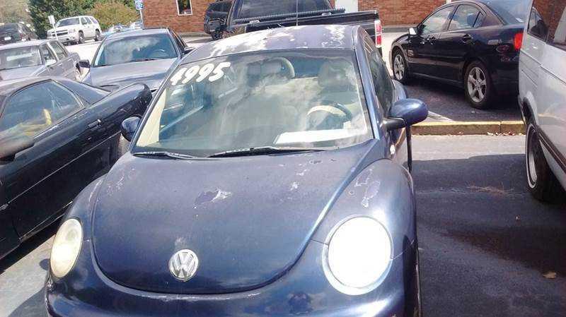 Volkswagen Beetle 2001 $3900.00 incacar.com