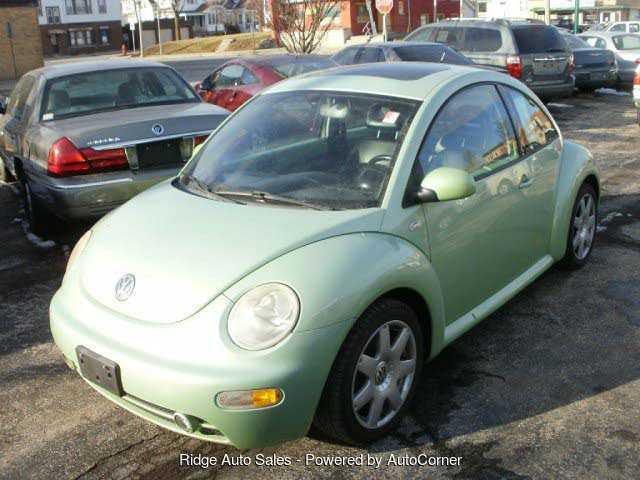 Volkswagen Beetle 2002 $4995.00 incacar.com