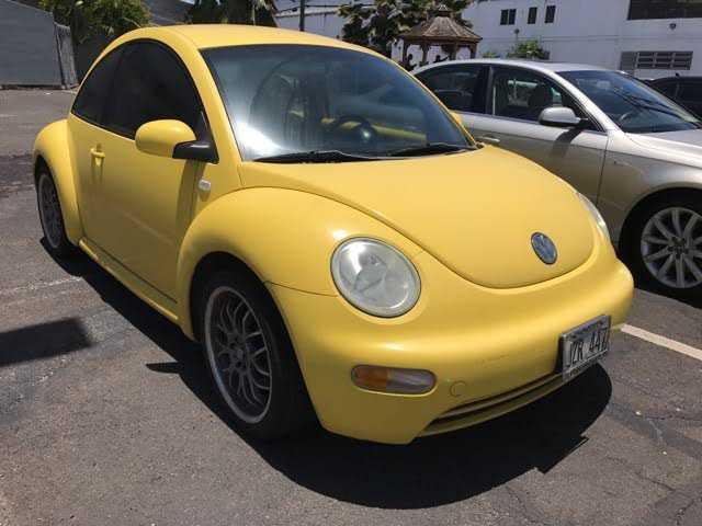 Volkswagen Beetle 2002 $4922.00 incacar.com