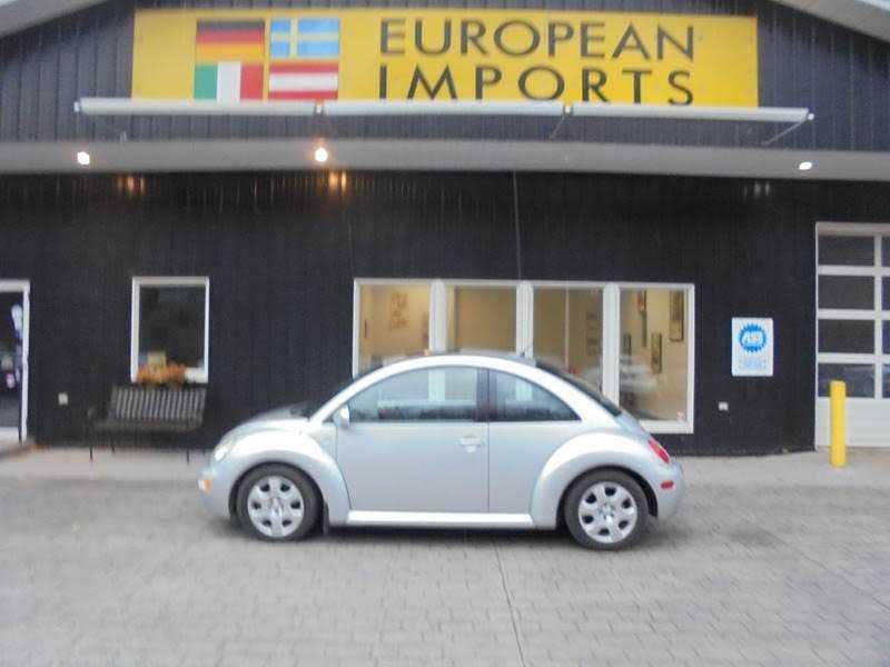 Volkswagen Beetle 2003 $4695.00 incacar.com