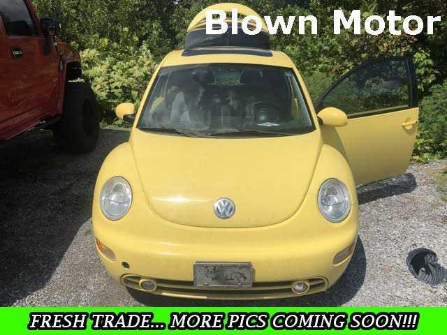 Volkswagen Beetle 2003 $1200.00 incacar.com