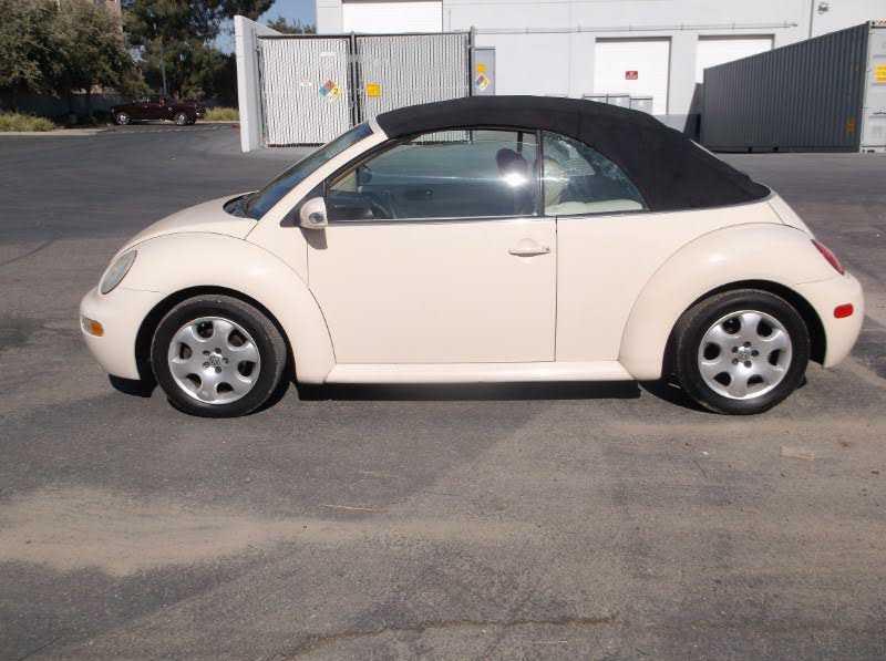 Volkswagen Beetle 2003 $2995.00 incacar.com