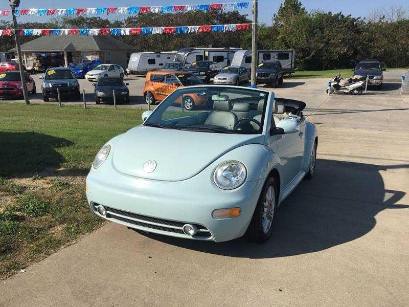 Volkswagen Beetle 2005 $5650.00 incacar.com