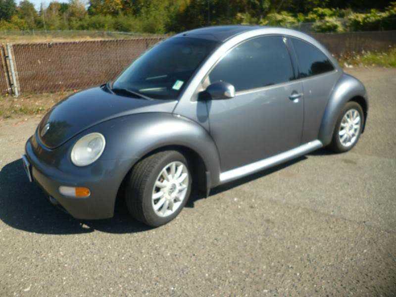 used Volkswagen Beetle 2005 vin: 3VWCR31C95M409919