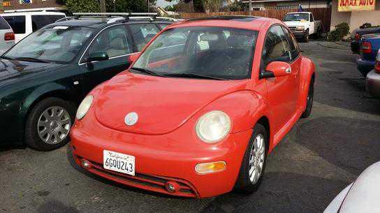 Volkswagen Beetle 2005 $3526.00 incacar.com