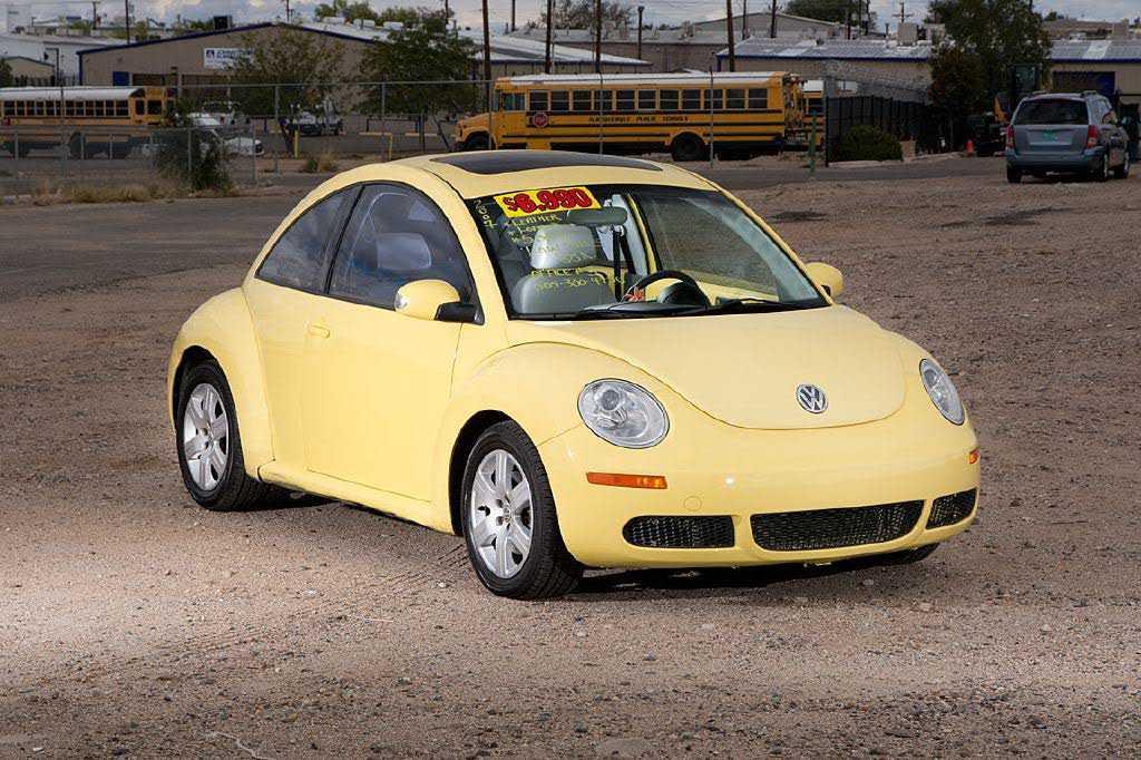 Volkswagen Beetle 2007 $6990.00 incacar.com