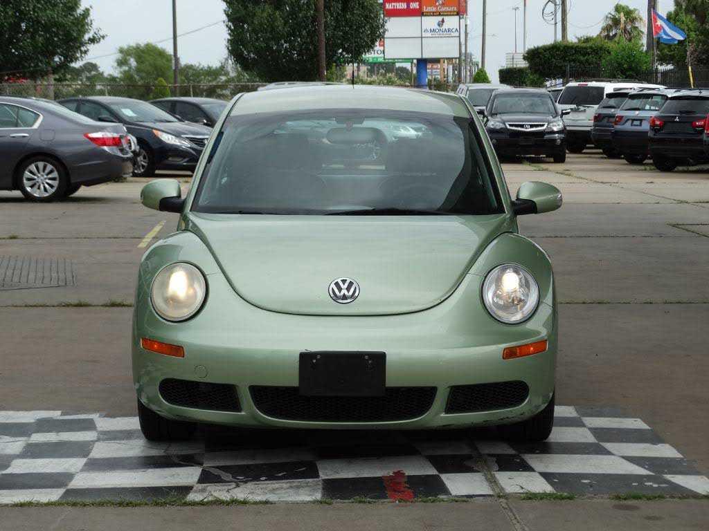 used Volkswagen Beetle 2007 vin: 3VWPW31C57M520674