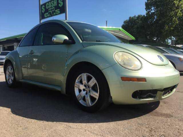 Volkswagen Beetle 2007 $2750.00 incacar.com