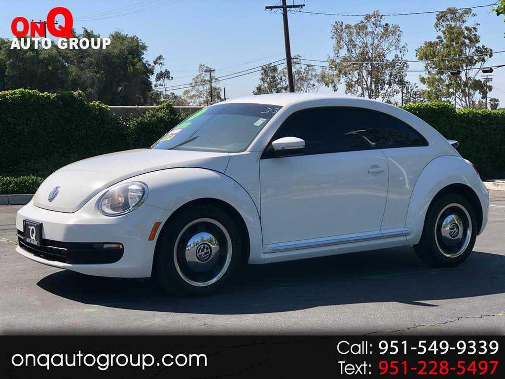 Volkswagen Beetle 2012 $8900.00 incacar.com
