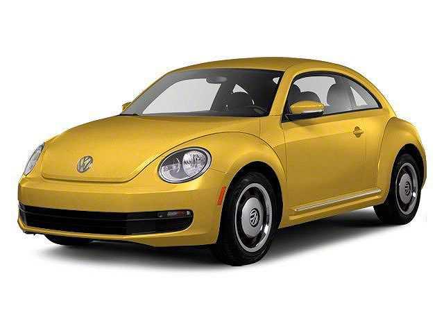 Volkswagen Beetle 2012 $13738.00 incacar.com