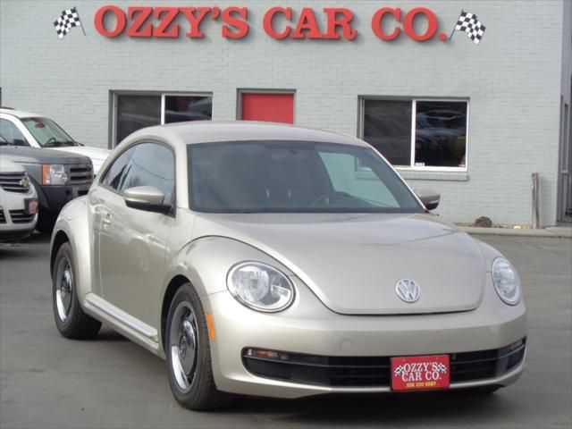 Volkswagen Beetle 2012 $8288.00 incacar.com