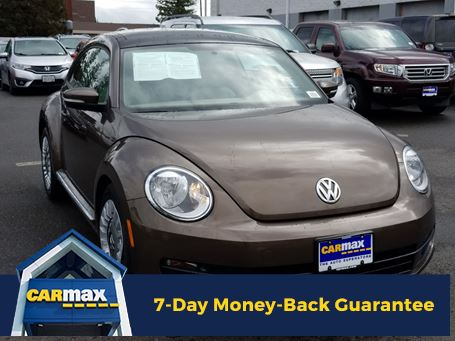 Volkswagen Beetle 2013 $14599.00 incacar.com