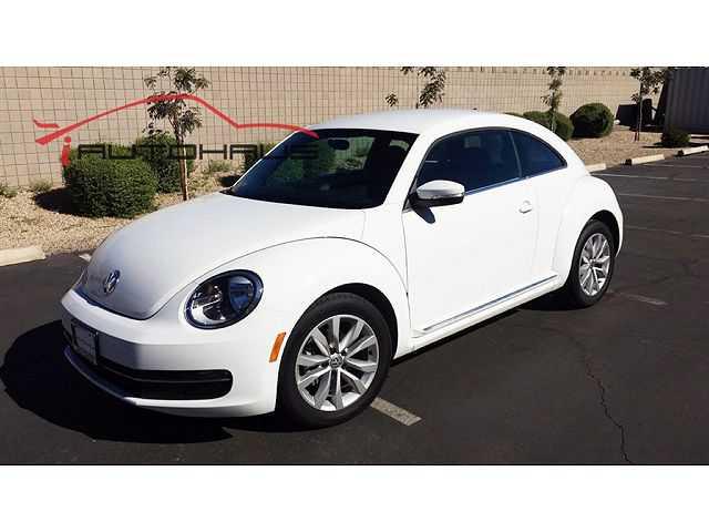 Volkswagen Beetle 2014 $15900.00 incacar.com