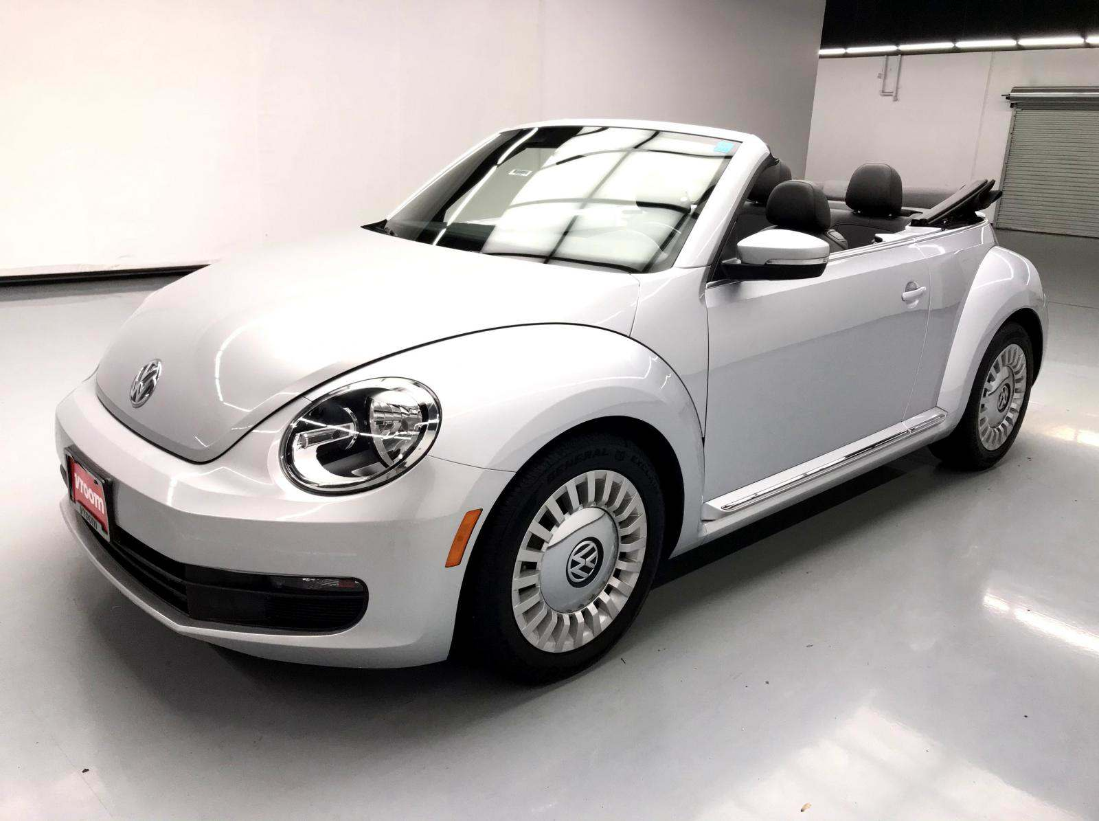 used Volkswagen Beetle 2015 vin: 3VW507AT5FM812453