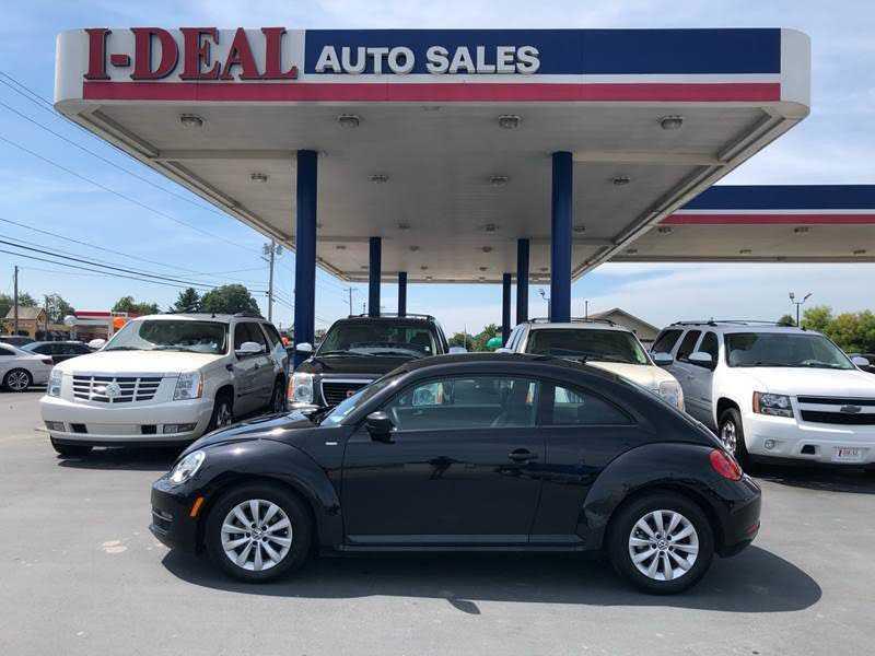 Volkswagen Beetle 2016 $7995.00 incacar.com