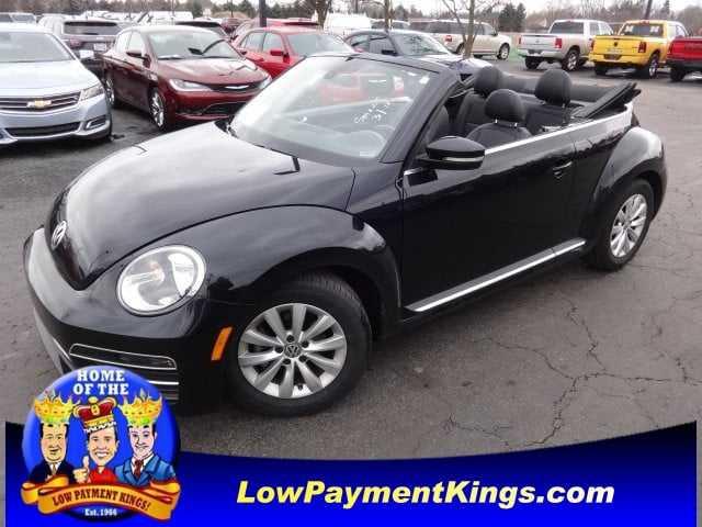 Volkswagen Beetle 2017 $18989.00 incacar.com