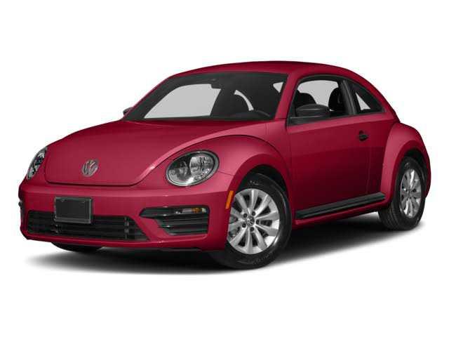 used Volkswagen Beetle 2018 vin: 3VWFD7AT6JM716350