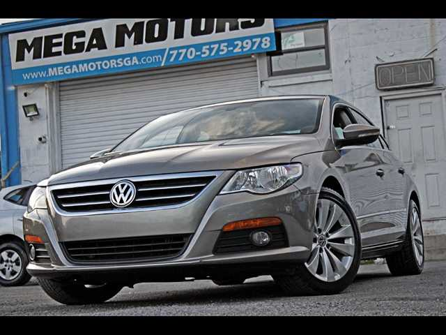 Volkswagen CC 2010 $5398.00 incacar.com