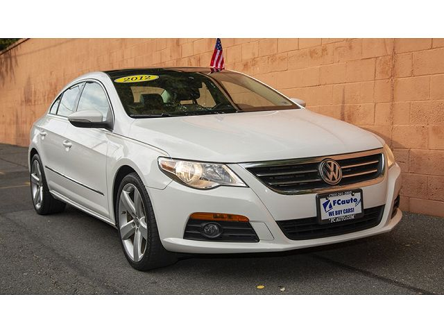 used Volkswagen CC 2012 vin: WVWHP7AN6CE534239