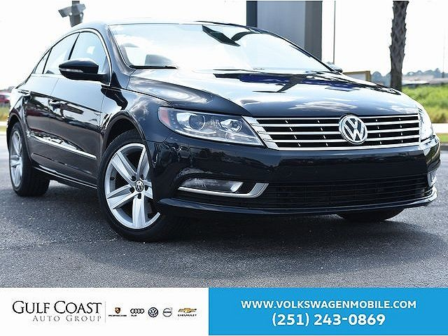 used Volkswagen CC 2015 vin: WVWBP7AN3FE829129