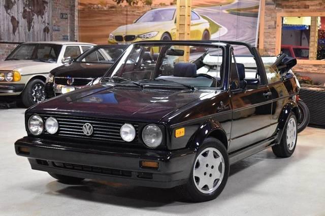 used Volkswagen Cabriolet 1991 vin: WVWEB5151MK013325