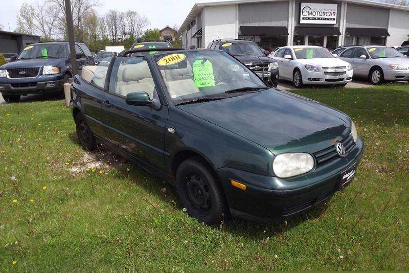 Volkswagen Cabriolet 2001 $4900.00 incacar.com