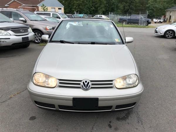 Volkswagen Cabriolet 2001 $3290.00 incacar.com