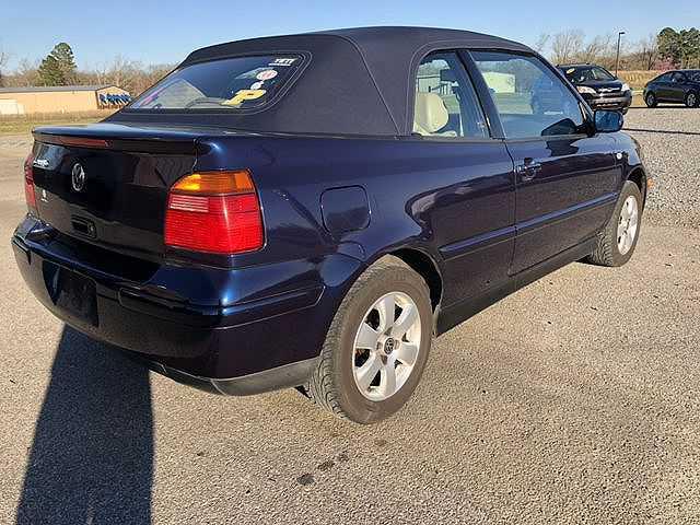 Volkswagen Cabriolet 2002 $1400.00 incacar.com