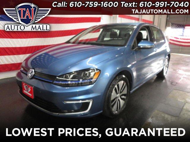 Volkswagen E-Golf 2015 $13677.00 incacar.com