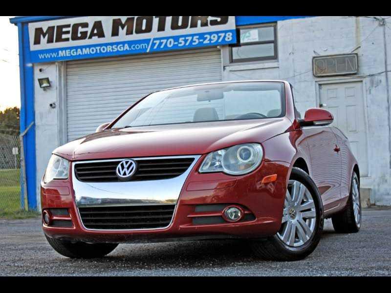 Volkswagen Eos 2008 $5998.00 incacar.com