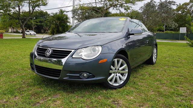 Volkswagen Eos 2008 $6995.00 incacar.com