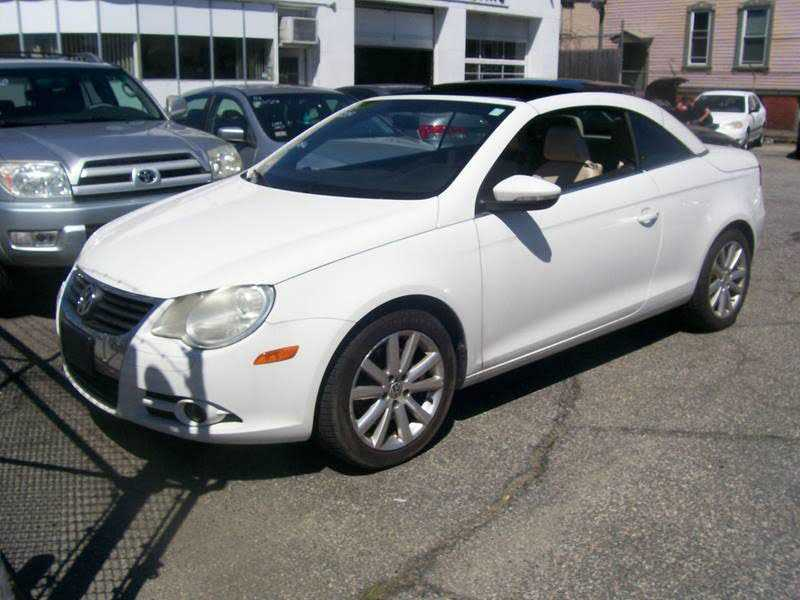 Volkswagen Eos 2009 $2850.00 incacar.com