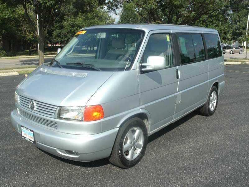 Volkswagen EuroVan 2001 $4450.00 incacar.com